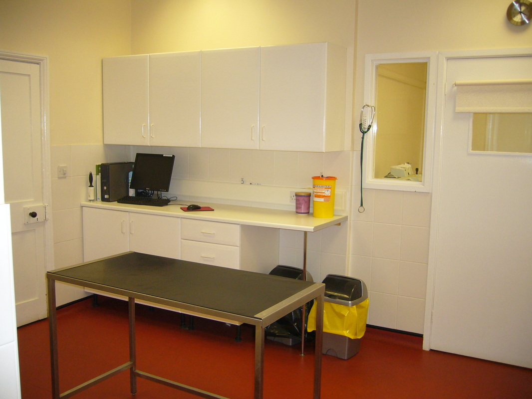 Barton Veterinary Centre Consulting Room 1